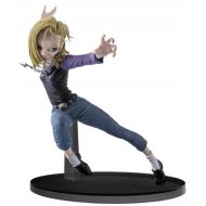FIGURAS BANPRESTO DRAGON BALL ANDROID N º18 15 CM