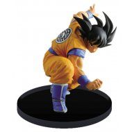 FIGURA BANPRESTO DRAGON BALL GOKU ATTACK 9 CM