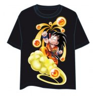 CAMISETA DRAGON BALL BOLAS XXL