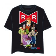 CAMISETA DRAGON BALL RED RIBBON XXL