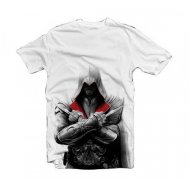 CAMISETA ASSASSINS CREED EZIO II L